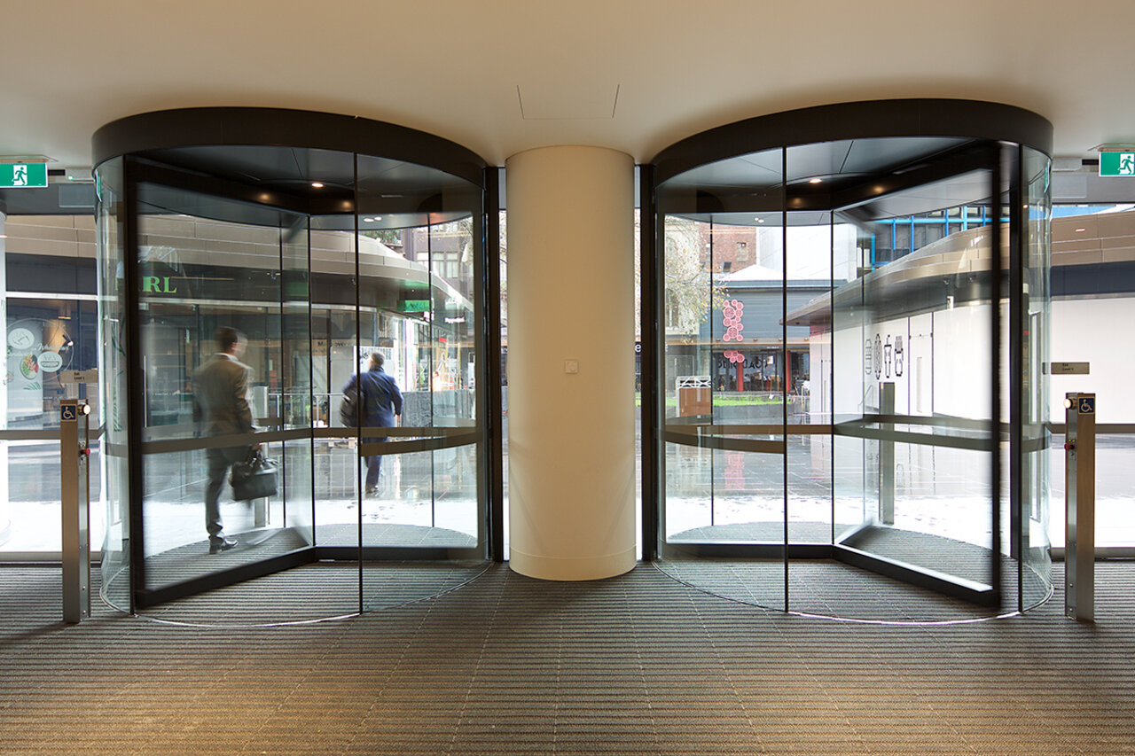 Welcome to the record Hybrid Series. Itu0027s been 12 years since we introduced a new style of revolving door to the Australian market the all glass Diamond ... & News | Record Automatic Doors Australia pezcame.com