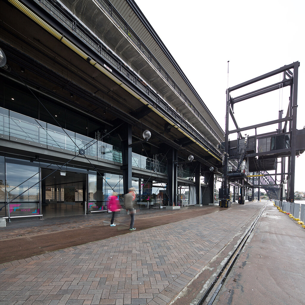 Case Studies Overseas Passenger Terminal
