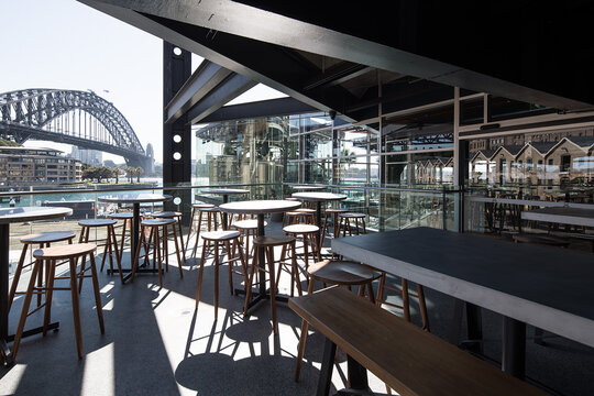 The Squire's Landing, Circular Quay